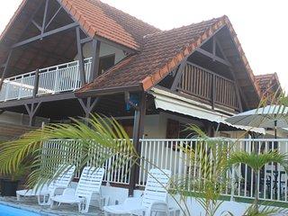 T3 sur la routes des plus belles plages de Martinique