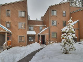 Silver Strike Condo in Northstar