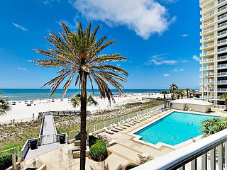 Beachfront 3BR/2BA: Indoor/Outdoor Pools - By TurnKey