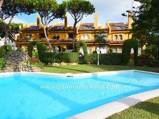 4 bedroom Villa in Cabopino, Andalusia, Spain : ref 5700545
