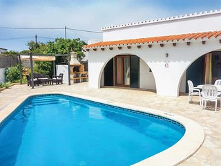 3 bedroom Villa in Cala en Porter, Balearic Islands, Spain - 5707736