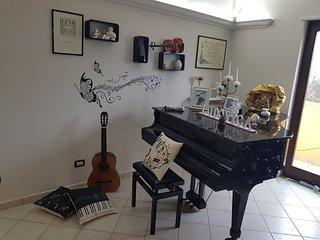CASA DEL MUSICISTA VILLA RELAX
