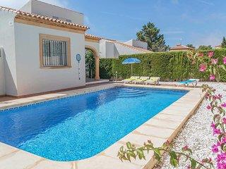 2 bedroom Villa in Benitachell, Valencia, Spain - 5707067