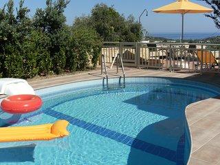 3 bedroom Villa in Rethymno, Crete, Greece : ref 5700428