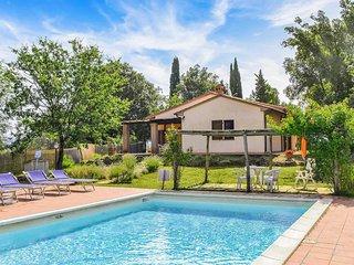2 bedroom Villa in Monteverdi Marittimo, Tuscany, Italy - 5707393