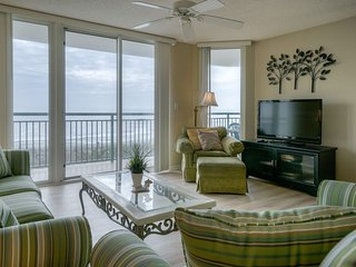 charming Second Floor 4Br/3Ba Oceanfront Condo At Windy Hill Dunes