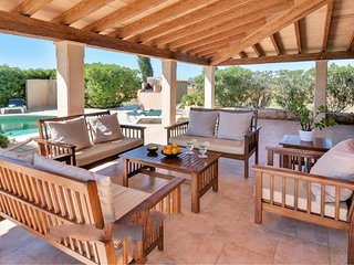 es Llombards Farmhouse Sleeps 6 with Air Con and WiFi - 5717717