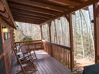 Mulberry Hill Sevierville Cabin
