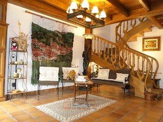 Casa vacacional CAN VILA RUPIT en el centro del núcleo medieval hasta 9 personas
