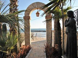 Location maison pour 12 personnes près de la plage
