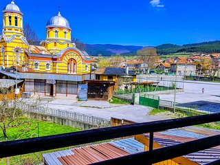 Classic Traditional Home In The Rhodope Mountains