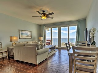 NEW! PCB Resort Condo Across the St. from Beach!