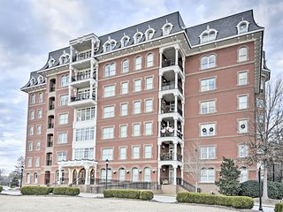 NEW! Luxe Raleigh Condo - Mins to Downtown!