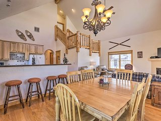 NEW! Rustic Granby Home - Near Winter Park Shuttle
