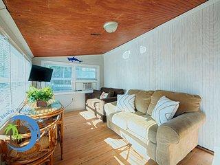 (G) Oceanfront Ocean Drive Cottage