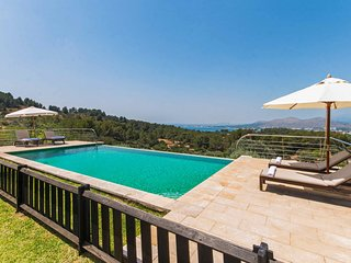 Villa Carros  -  Private Pool Great Views
