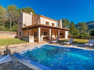 GIUSY - Traditional Mallorcan Finca, Private Pool