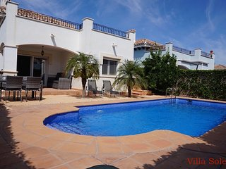 Villa Castano - A Murcia Holiday Rentals Property