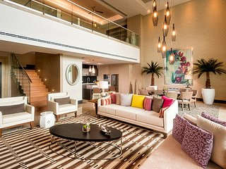Luxury vacation - Grand Luxxe Three Bedroom Residences Loft