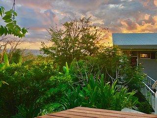 Luxury Villa / Ocean View / Private Gardens / 3-min Walk to Beach
