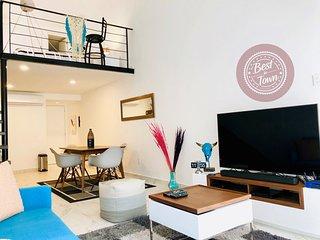 Romantic & Exotic Luxury Loft in the ❤️ Playa del Carmen, Mexico
