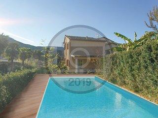 2 bedroom Villa in Ponte di Castelvecchio, Tuscany, Italy - 5737342