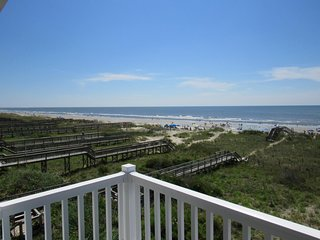 DIRECT OCEAN FRONT NEW LUXURY HOME WITH ELEVATOR AND BEST OF EVERYTHING!