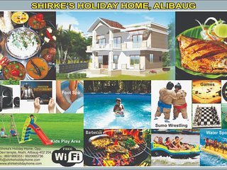 Shirke's Holiday Home