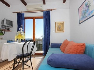 Villa Ro - Ela - One Bedroom Apartment with Balcony and Sea View - A1