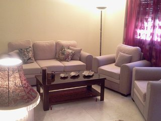 Amazing furnished new 3Br apartment in Sanayeh near Hamra