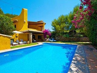 4 bedroom Villa in Sant Vicent de sa Cala, Balearic Islands, Spain - 5736647