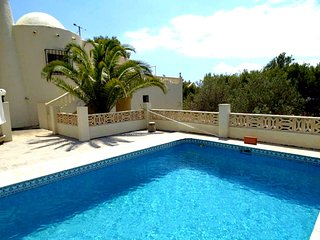 Villa in one of the most prestigious parts of the Costa Blanca (Altea la Vella).