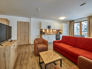 Apartment Classic with private sauna - near the skislope in Saalbach