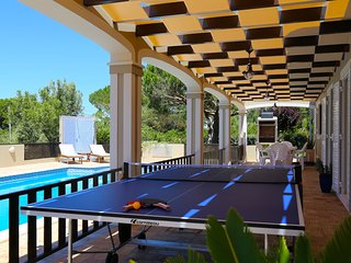 Quinta do Pineheiro Manso - Villa in Algarve with private pool and 4 bedrooms