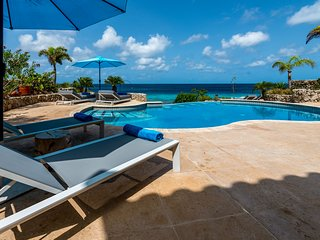 Sophisticated Oceanfront Villa, Escape To Paradise! Beach Access, Infinity Pool