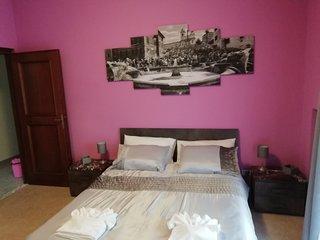 La 'Citta Eterna' in un delizioso appartamento tutto per te RomAmoR ti aspetta