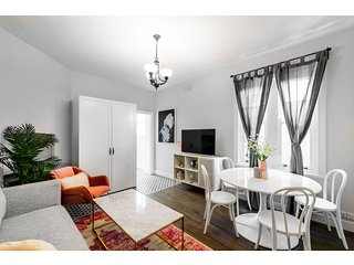 Renovated comfort in historic inner-city enclave