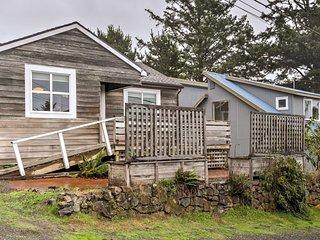 NEW- Oceanside Home w/ Garden - Walk to Beach