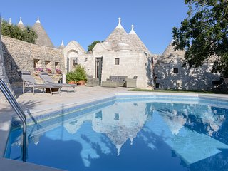 Relax and Leisure at Trullo Quercia