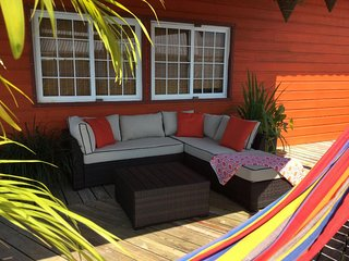 Your outdoor living space