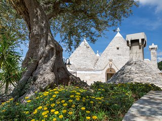 Relax and leisure at Trullo Ulivo