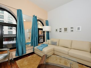 Spacious and Fully Equipped NYC 1Bed Apt !