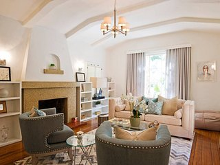 3 bedroom luxury private old home in West Hollywood