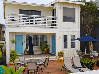 QUAINT 1.5 BR RIGHT ON THE BEACH SOUTH MISSION