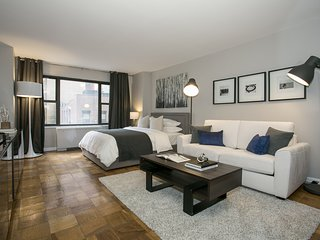 Five Star Studio Apartment near Grand Central