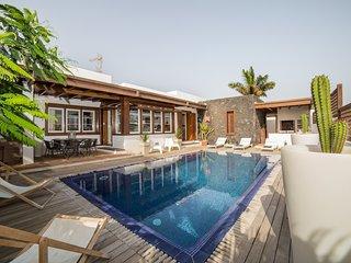 Luxury Villa Lanzarote Puerto