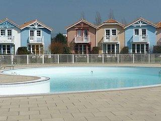 Maison 6-7 pers 2 chambres dans Village Vacances Port Bourgenay proche mer