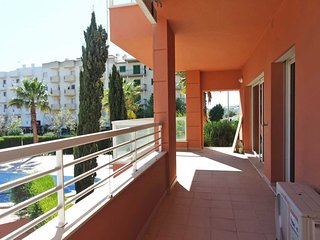B02 - Fantastic Apartment with Pool Almost on the Sandy Beach!