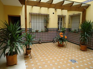 Triana courtyard