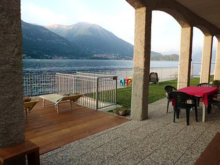 Bellagio Villas - Rigoletto with garden directly on the Lake